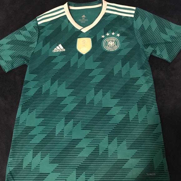1785148ccaf adidas Shirts   Germany Away Jersey 2018   Poshmark